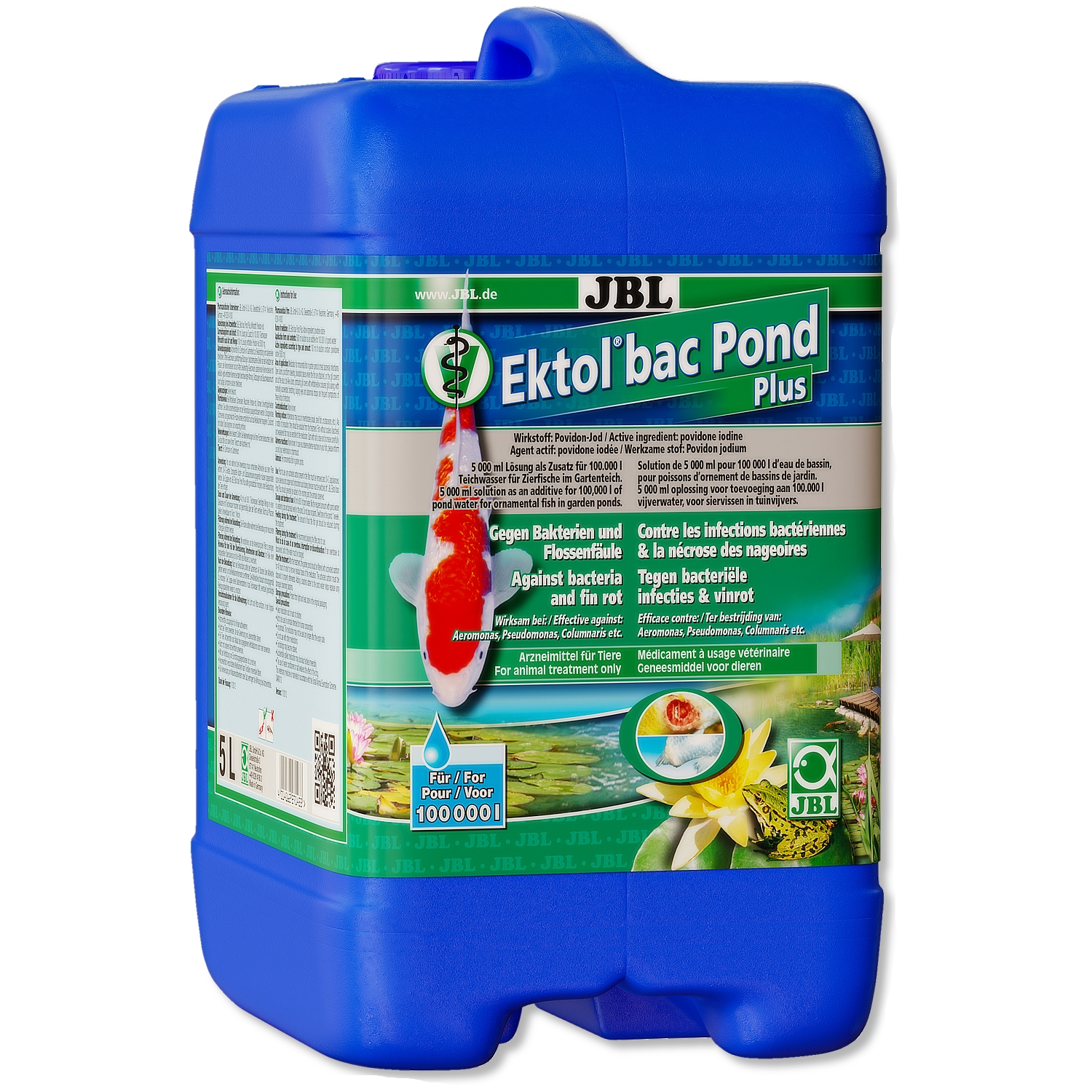 JBL Ektol bac Pond Plus 5 l