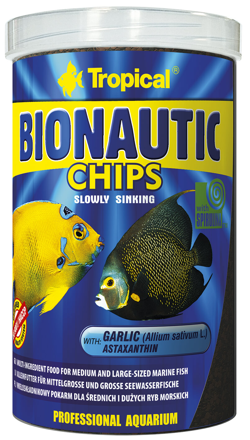 Tropical Bionautic Chips - 1000ml/520g