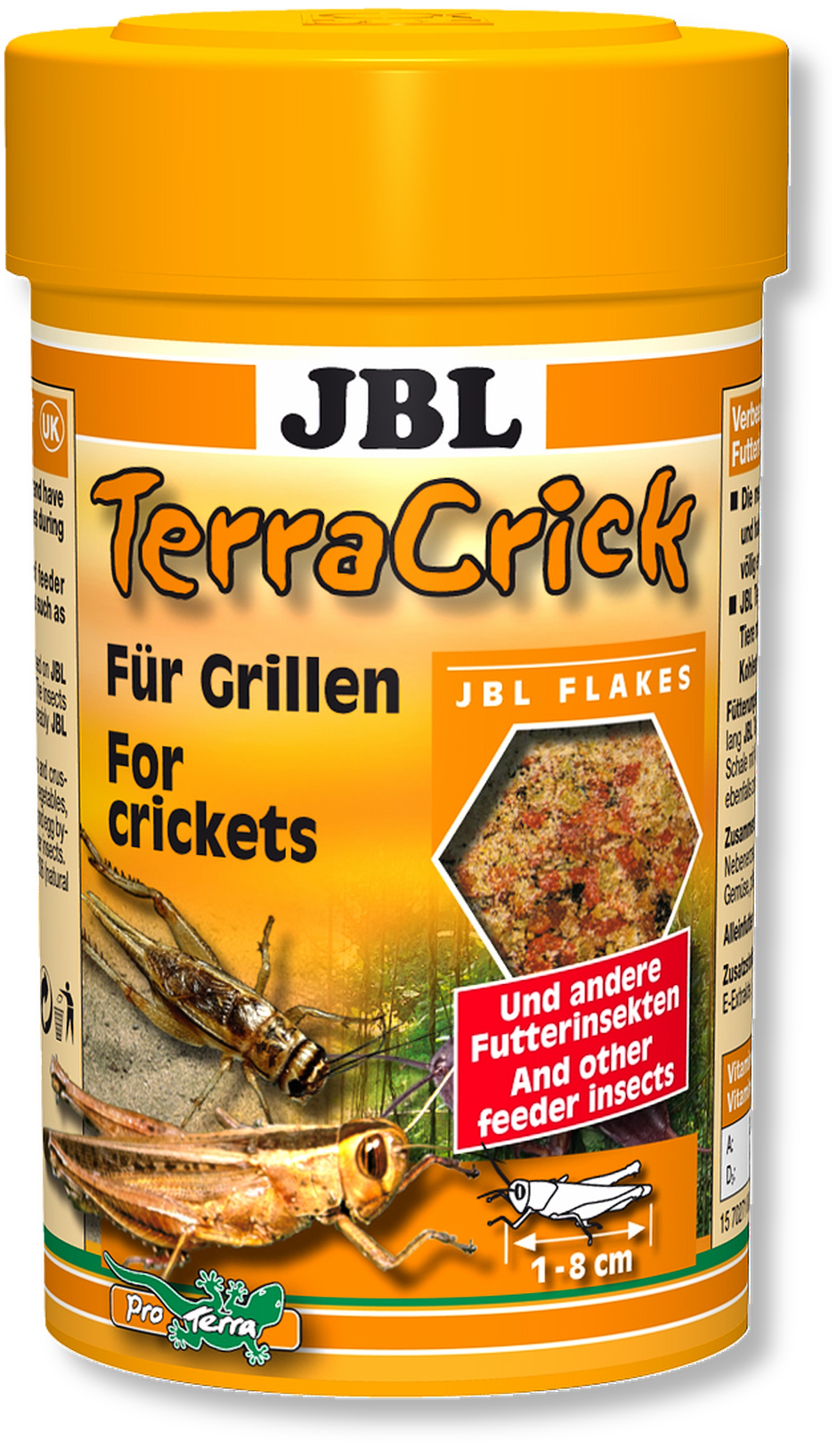 JBL TerraCrick 100 ml