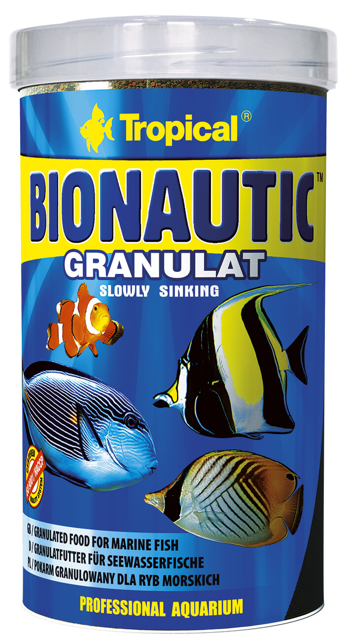 Tropical Bionautic Granulat - 500ml/275g