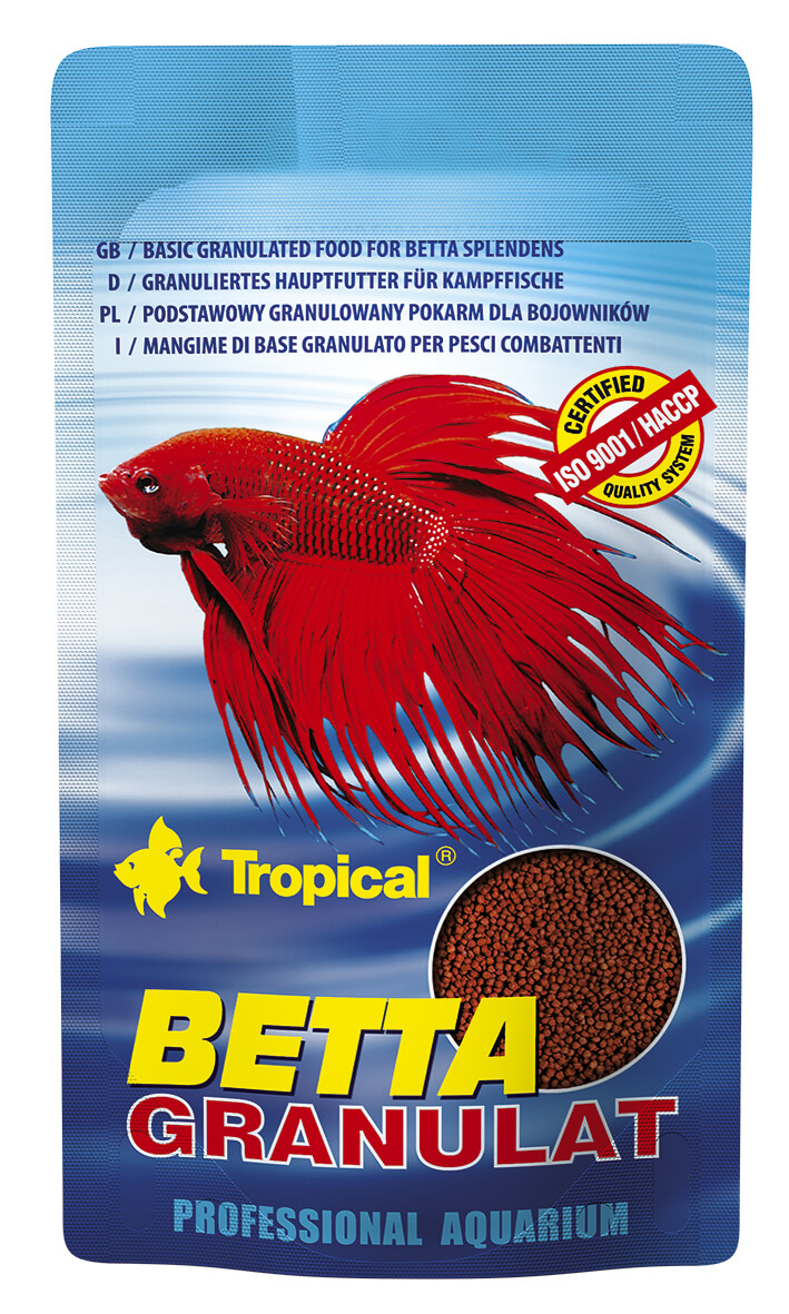 Tropical Betta Granulat - 10 g