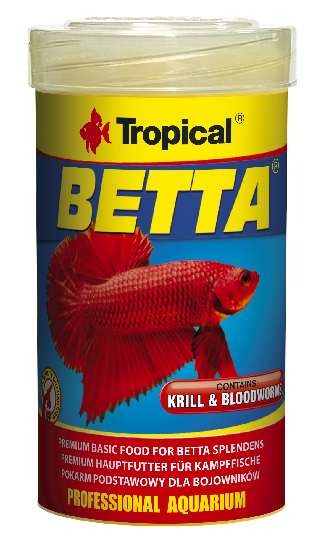 Tropical Betta - 100ml /25g