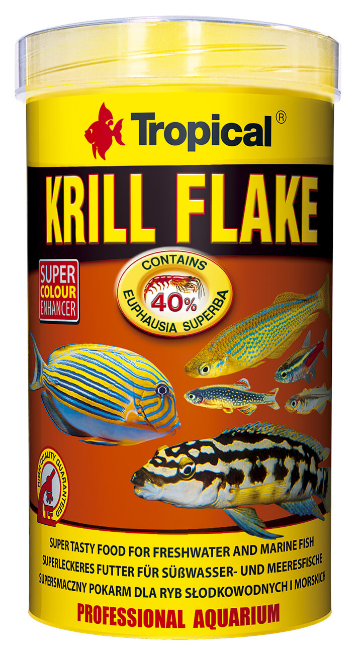 Tropical Krill Flake - 500ml/100g