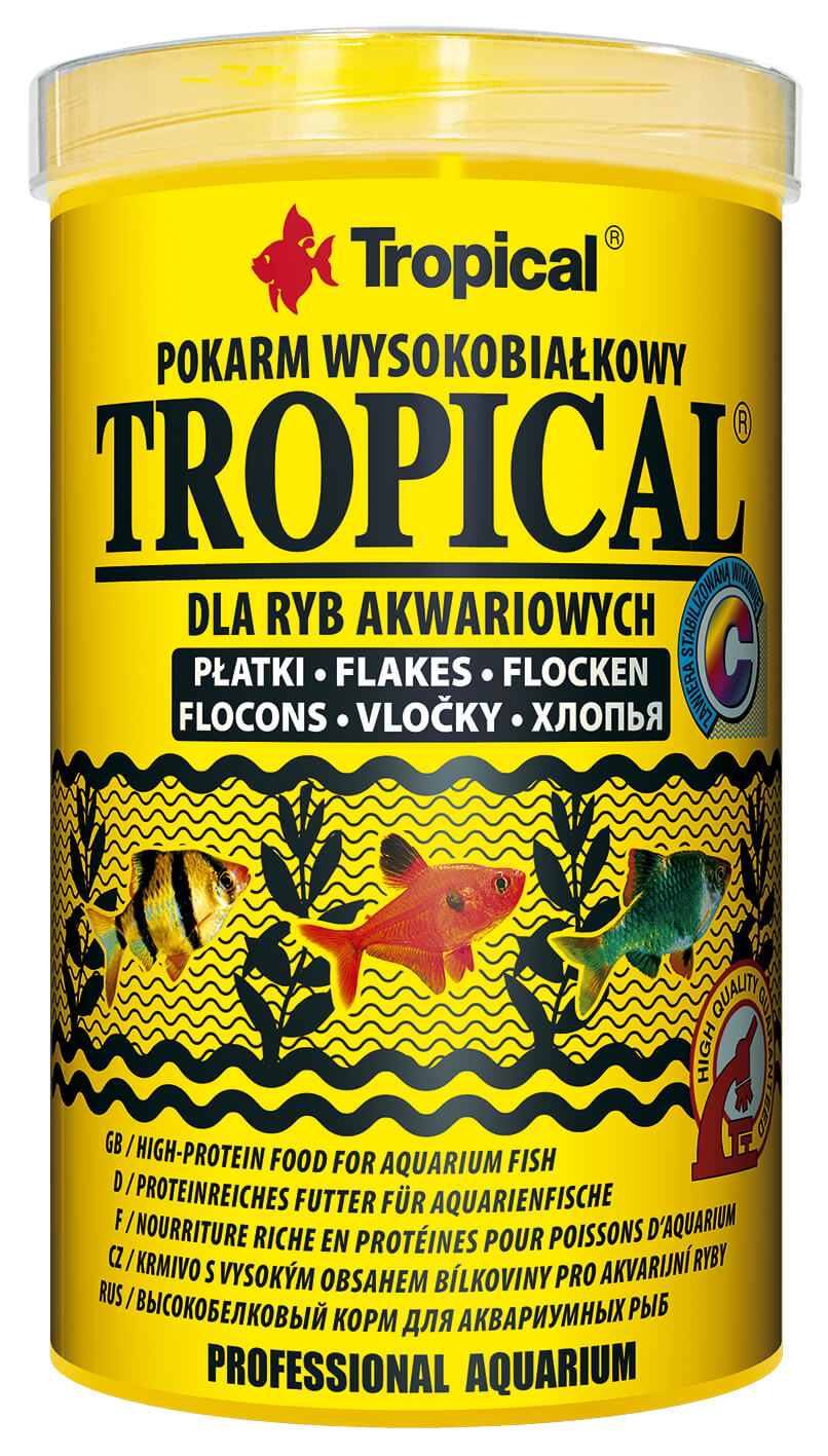 Tropical - 1000ml/200g