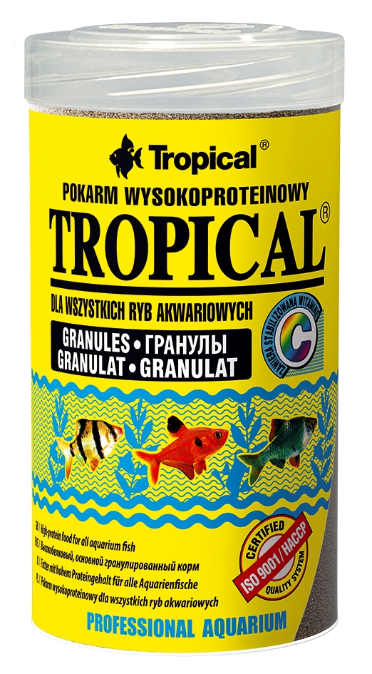 Tropical Granulát - 100ml/50g