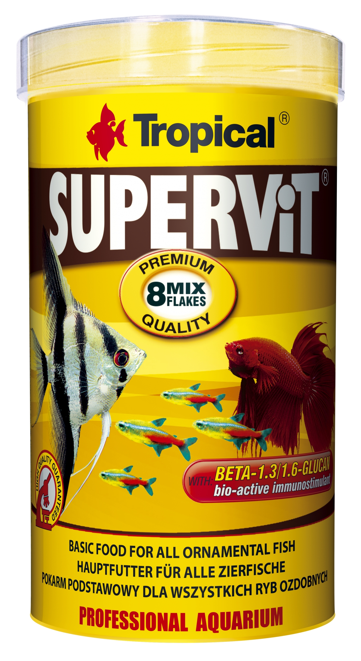 Tropical Supervit -  1000ml/200g