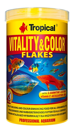 Tropical Vitality&Color- 21 L/4 Kg