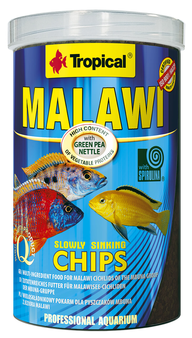 Tropical Malawi Chips - 1000ml/520g