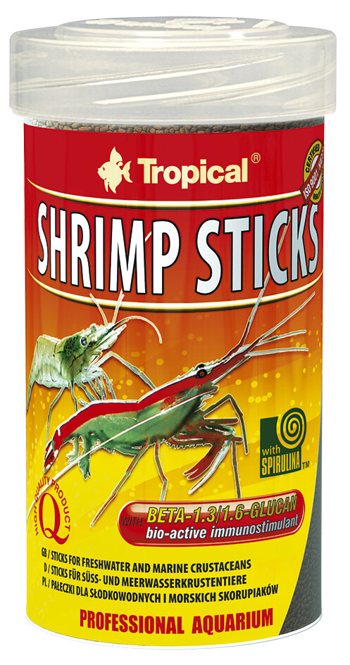 Tropical Shrimp Sticks - 100ml/55g