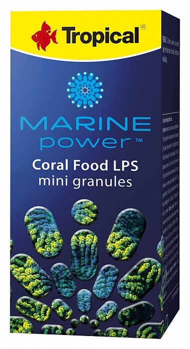 Tropical Marine Power Coral Food LPS Mini Granulát - 100ml/70g
