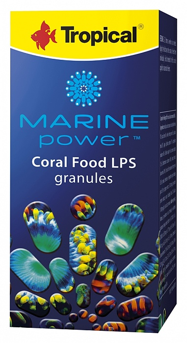 Tropical Marine Power Coral Food LPS Granulát - 100ml/70g