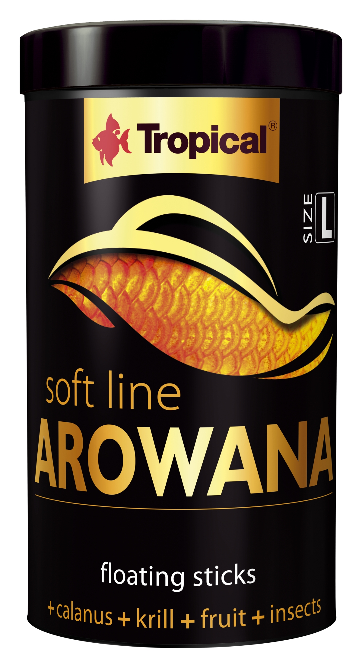 Tropical Soft Line Arowana L - 250ml/80g