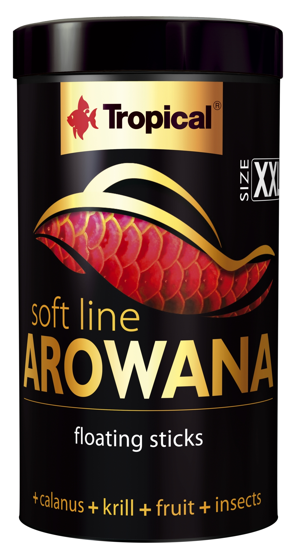 Tropical Soft Line Arowana XXL - 1000ml/320g