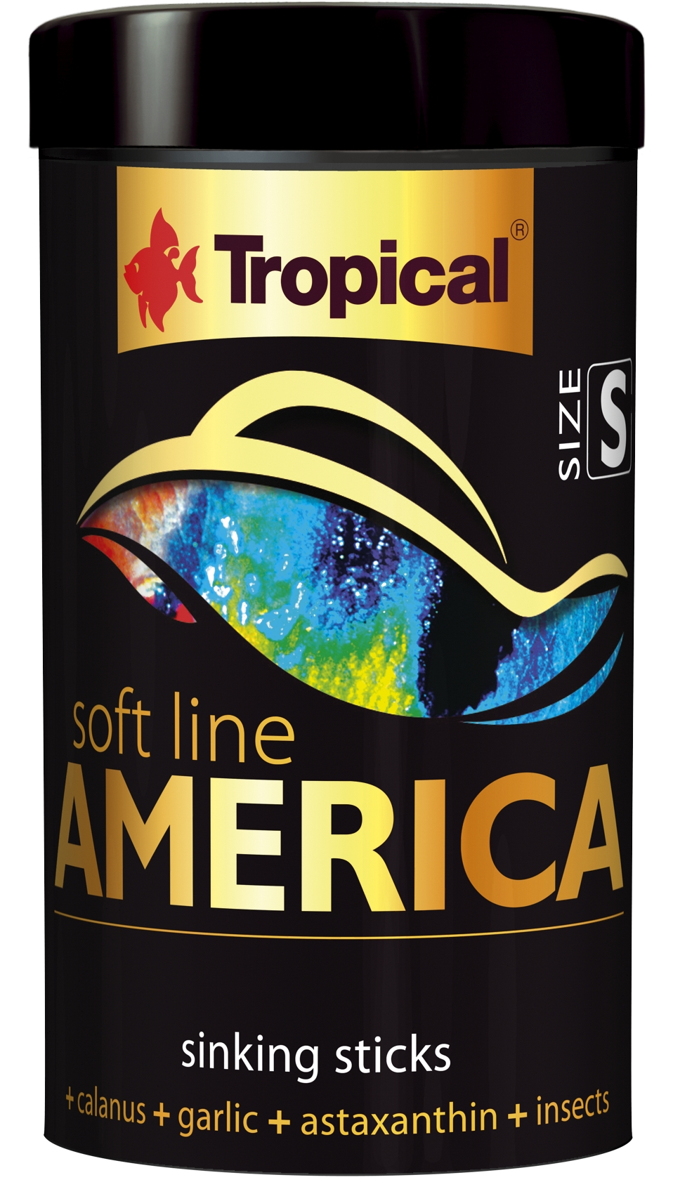Tropical Soft Line America Size S - 250ml/140g