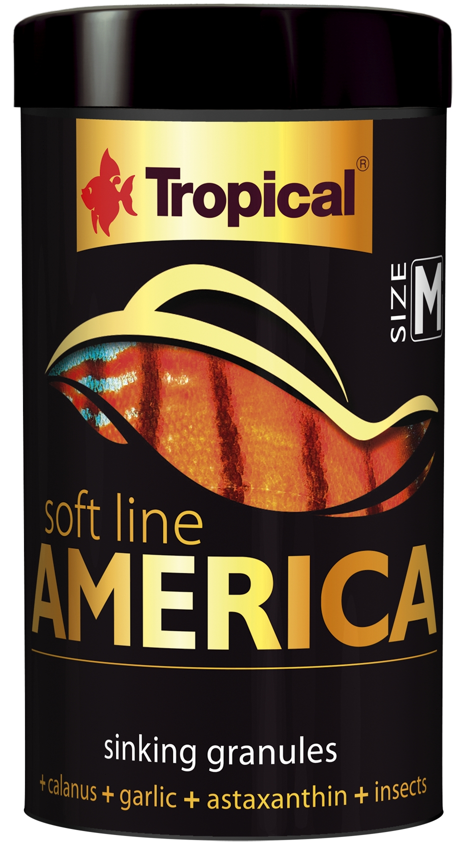 Tropical Soft Line America Size M - 250ml/150g