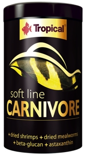 Tropical Soft Line Carnivore -  1000ml/320g