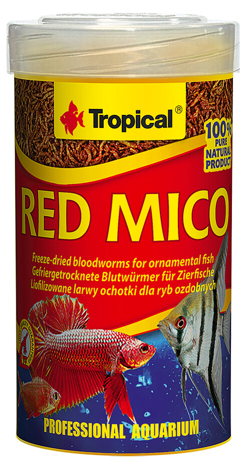 Tropical Red Mico - 100ml/8g