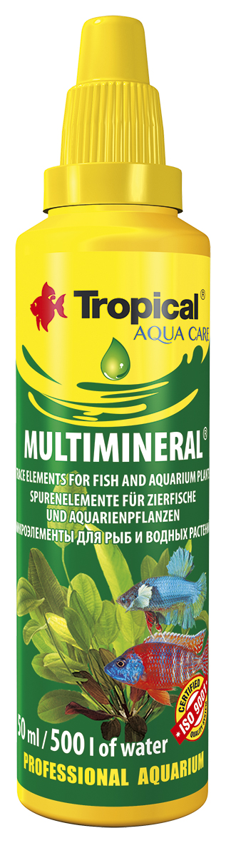 Tropical Multimineral - 30 ml