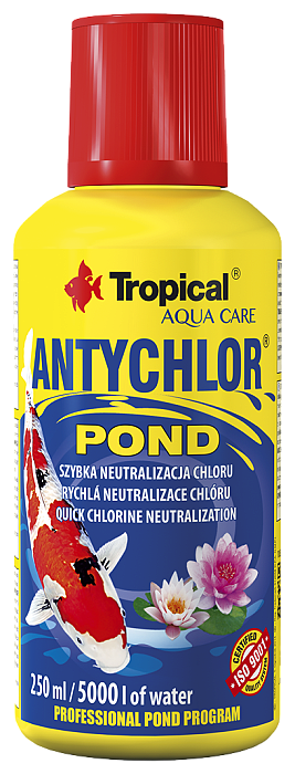 Tropical Antychlor Pond - 250ml
