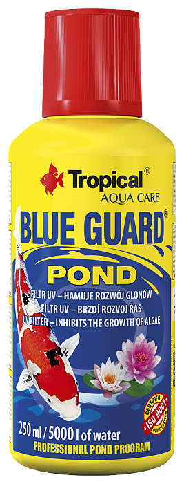 Tropical Blue Guard Pond - 250ml