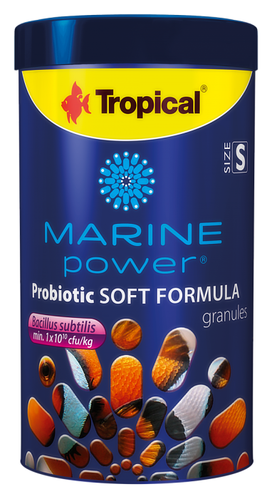 Tropical Marine Power Probiotic Soft Formula Size S - 250ml/150g