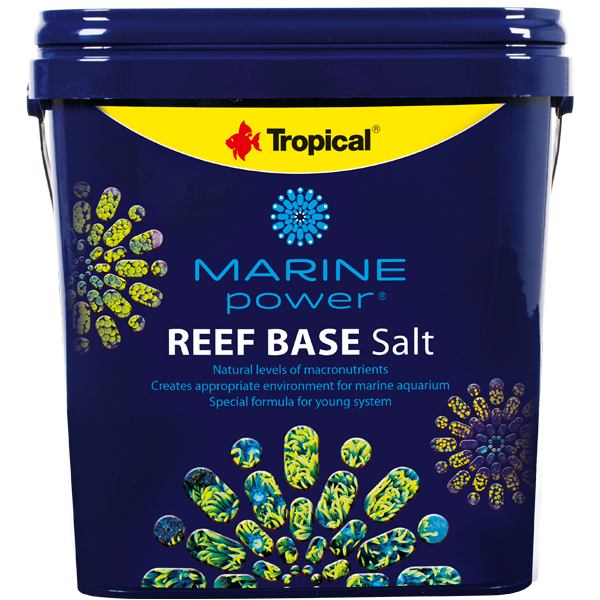 Tropical Marine Power Reef Base Salt - 20 Kg