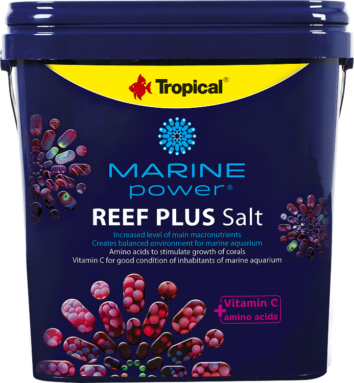 Tropical Marine Power Reef Plus Salt - 20 Kg