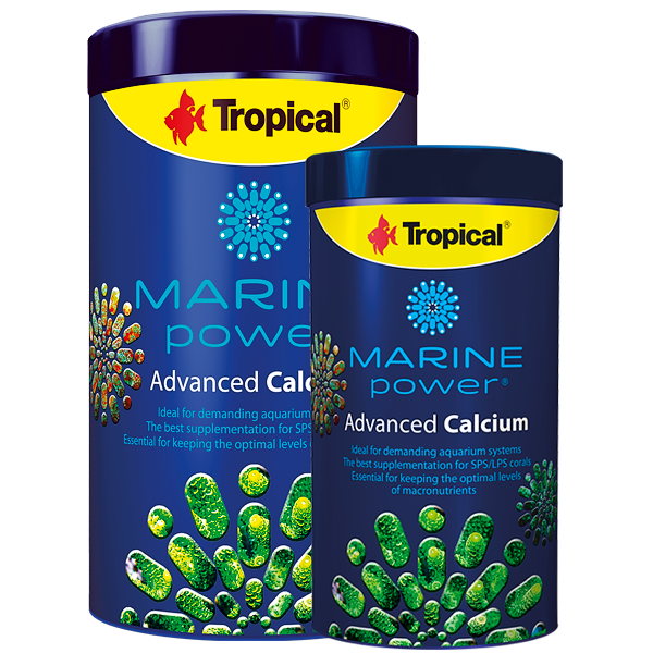 Tropical Marine Power Advance Calcium  500ml/375g