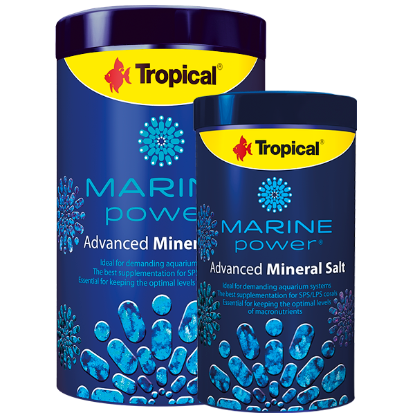 Tropical Marine Power Advance Mineral Salt  500ml/500g