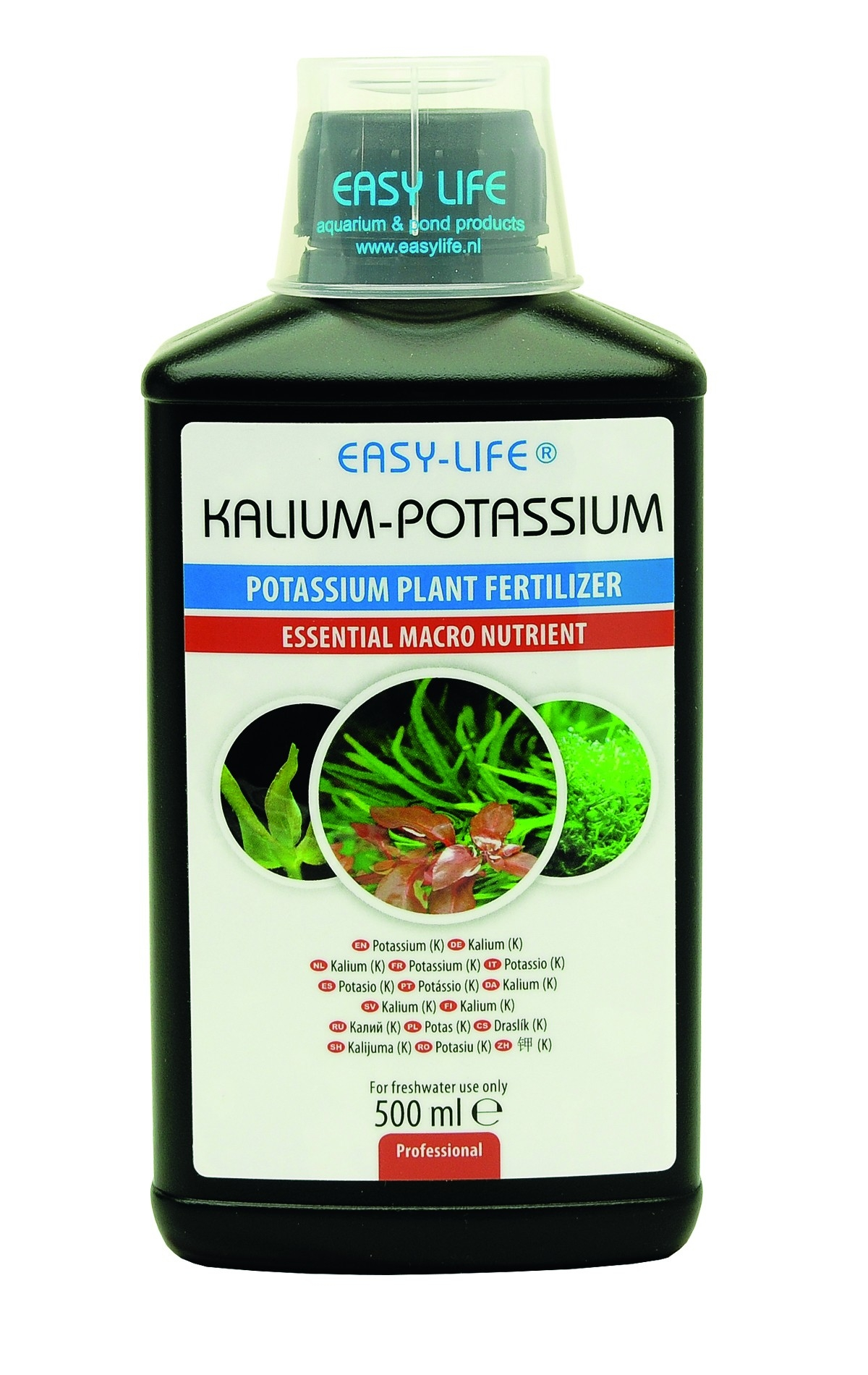 Easy-Life Kalium - Pottasium (Draslík) - 500 ml
